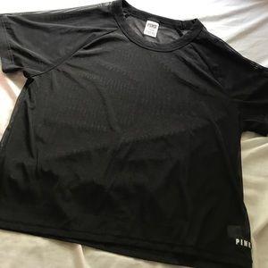 VSPINK Mesh T-Shirt